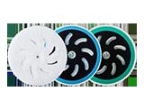 APP QUARTZ Q809 i Q810 APP QUARTZ Q809 i Q810 Set of polishing Pad with a microfiber layer