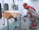APP BR 02 Bluza robocza z poliestru i bawełny