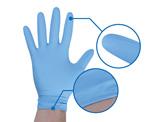 APP QUARTZ Q905 Extra Safe Jednorazowe rękawice nitrylowe CE