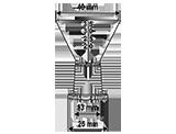 APP DK 10 Dysze do kartuszy (soft)