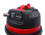 NTools VC 50EP Dust extractor with automatic electro-pneumatic switch