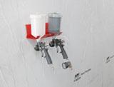 NTools WMAG Wieszak do pistoletów natryskowych - magnetyczny