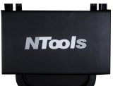 NTools MSWS Mobilne siedzisko warsztatowe z szufladą