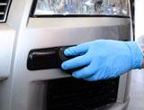 APP GB SB Gąbka do aplikacji preparatów pielęgnacyjno-konserwujących