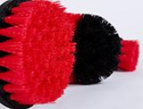 APP Brush Set Zestaw 3 szczotek z adapterem do czyszczenia
