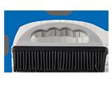 APP Rubber Brush Brush for collecting animal hair