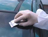 APP SK Set Skrobak do czyszczenia szyb samochodowych + komplet ostrzy (100szt)