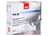 APP TPB20 Pojemnik do zaprawek z pędzelkiem i kulką do mieszania