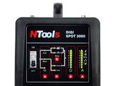 NTools DIGI SPOT 3000 Spoter kompaktowy elektroniczny z akcesoriami