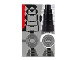 NTools ADO 50 Adapter do połączenia urządzeń elektrycznych i pneumatycznych z wężami do odsysania pyłów