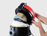 NTools FT 36  Wielorazowy filtr tkaninowy do VC 36E/EP