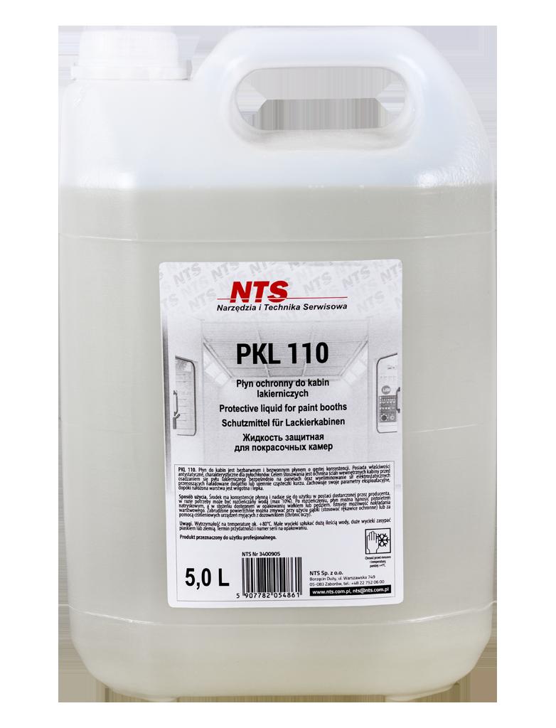 NTS PKL110 Płyn ochronny do kabin lakierniczych