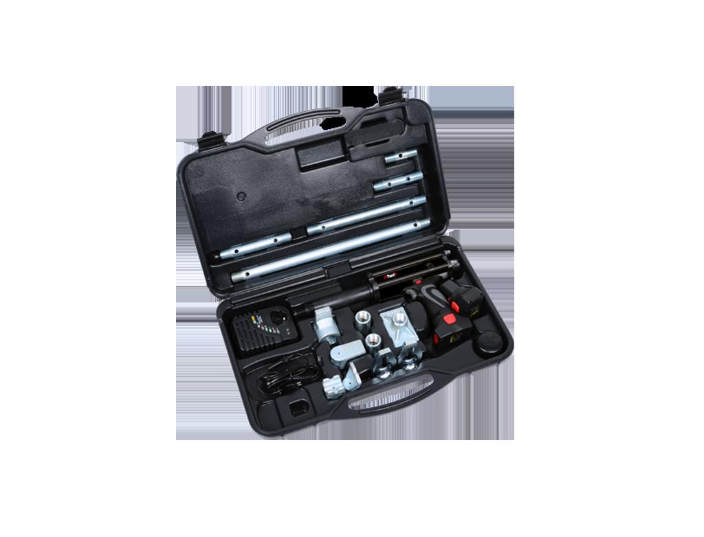 NTools RE5T Rozpierak-ściągacz blacharski akumulatorowy
