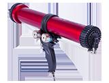 NTools PWW400 Pneumatyczny wyciskacz wielozadaniowy do kartuszy 310ml i saszetek 400ml z tłokiem teleskopowym